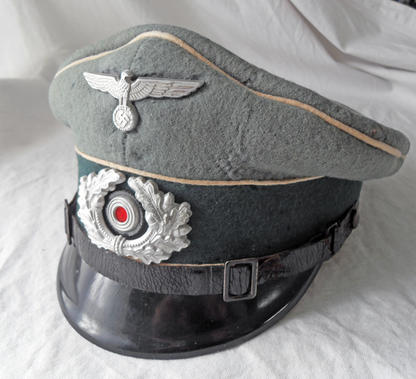 original officers cap?