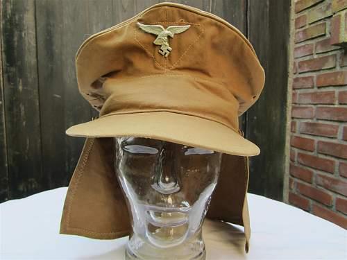 Luftwaffe Hermann Meyer cap Authentication required please