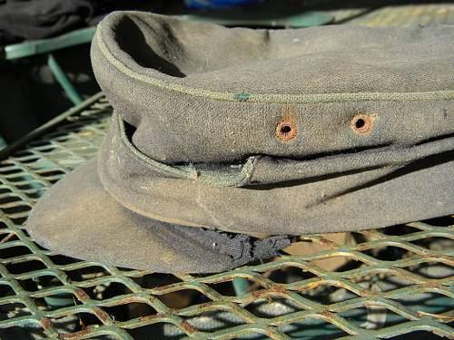 WW2 M43 cap?