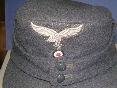 Luftwaffe M43 Einheitsfeldmutze