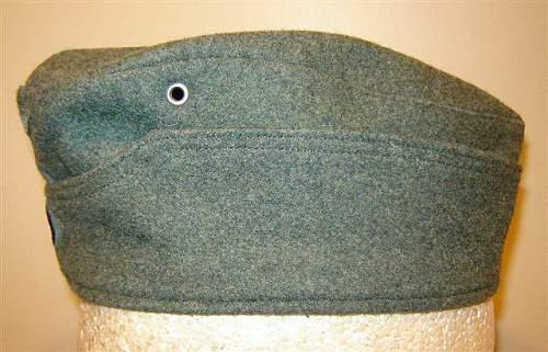 Heer 1943 dated M34 Feldmutze