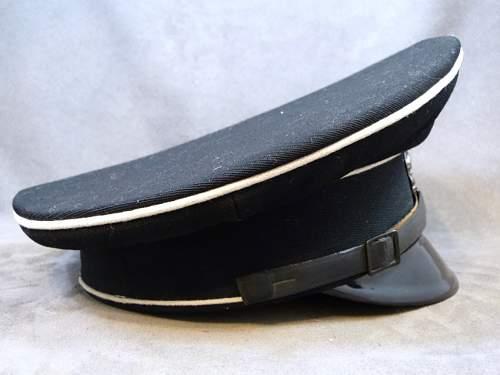 Need opinions on SS visor...