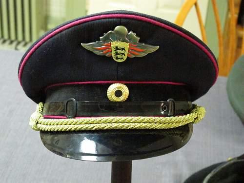 Firemans Cap-Postwar-Berlin?
