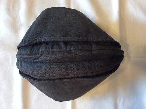 What is this overseas cap?