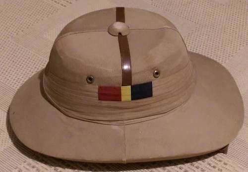 Help to identify this helmet