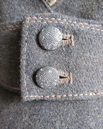 M43 luftwaffe cap - ask for help