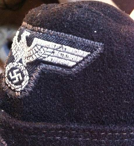 Panzer officer sidecap Opinions please