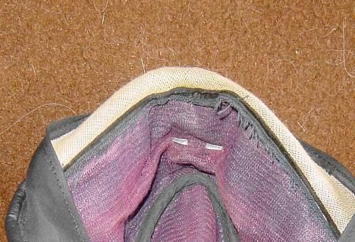 cap ss ?Cloth Headgear   1