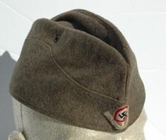 RAD enlisted ranks overseas cap