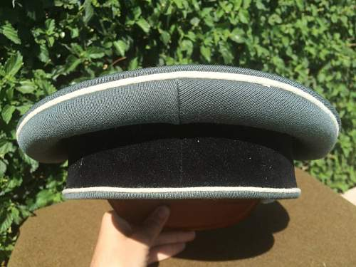 Another Latvian SS visor