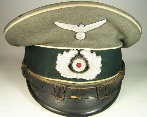 Wehrmacht NCO Authenticity