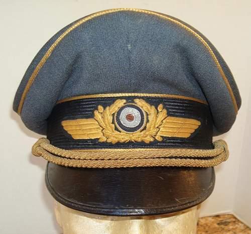 general LW Visor cap original, or fake?