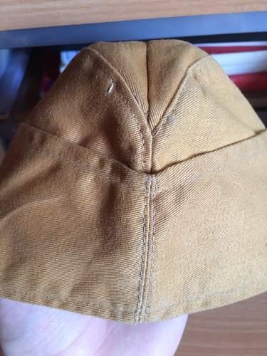 tropical luftwaffe side cap