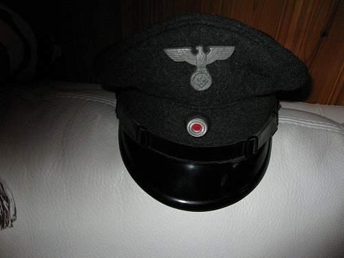 Unknown cap ?