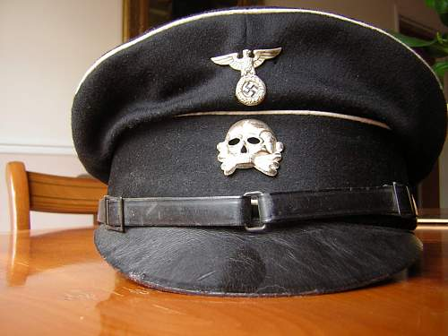 WW2 German Officer's Cap - Real or Fake?