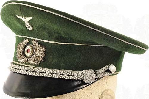 Interesting Visor Hat