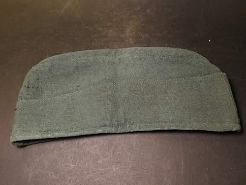 German Side Cap original or not