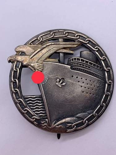This weeks medals