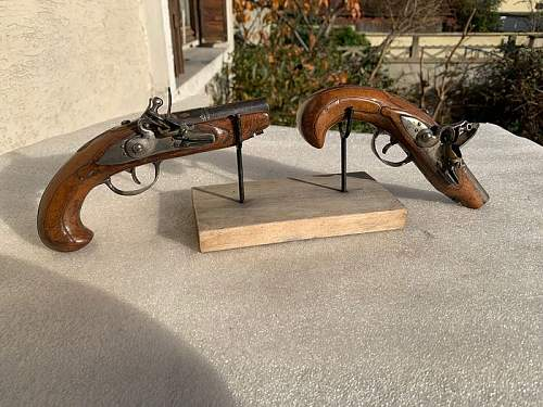 2 very nice Antique Firearms !!