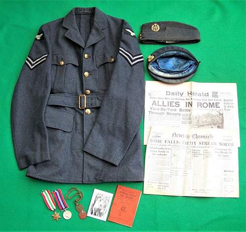 3 Great lots from our WW2 Auction!!
