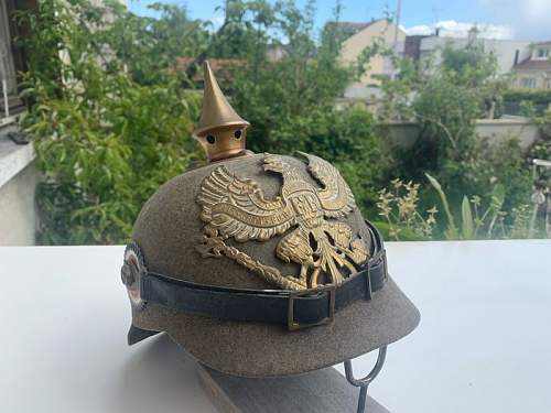 This weeks Auctioneer pick from the WW1 auction