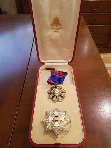 This weeks Auctioneer pick from the WW2 Medals auction