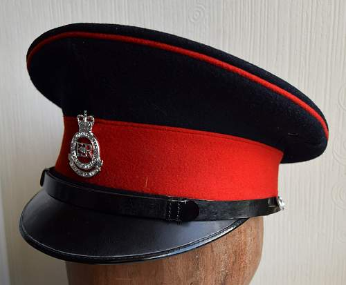 Royal Military Academy Sandhurst Forage cap