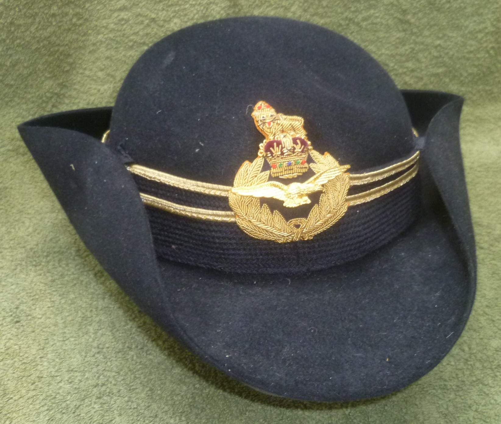 Royal Air Force Uniform Caps Hats And Helmets Page 8