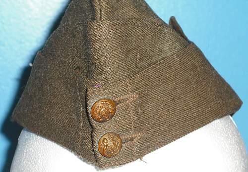 Denim Field Service cap