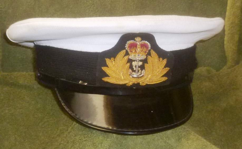 53a2df17849 Royal Navy Caps and Hats JO 260 Current RN Junior Officer s ...
