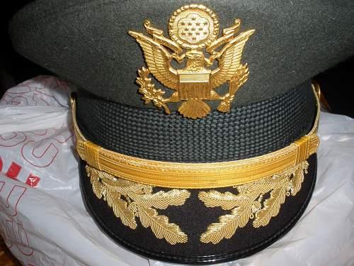 U.s navy visor?
