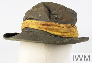Hats, Jungle, 1945 pattern