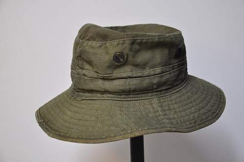 Hats, Jungle, 1945 pattern