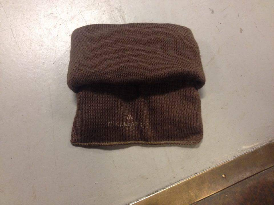 Need help! British commando wool hat  ebbc56a8d44