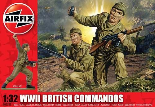 British commando wool hat?