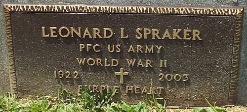 WW II U.S. EM/NCO peaked cap.