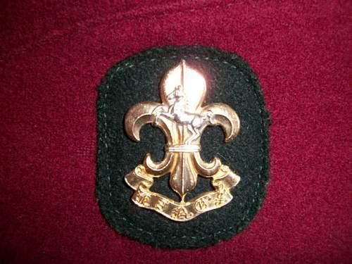 to identify British torin cap