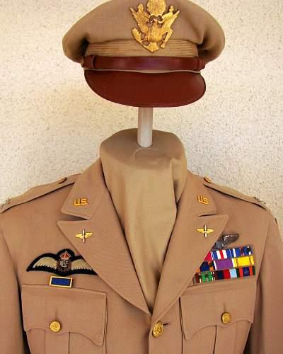 USAAF Visors