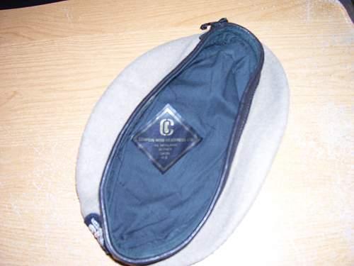 British SAS beret?