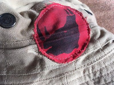 1st Bn. KAR 11th East African div bush hat