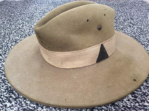 WW2 British Slouch / Bush hats