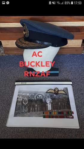 Royal Air Force Uniform Caps, Hats and Helmets