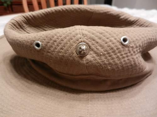 French Bush Hat Chapeau de Brousse Mle 49 Help