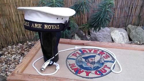 Royal Navy Cap