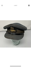 Is this RAF cap WWII issue or Post War?
