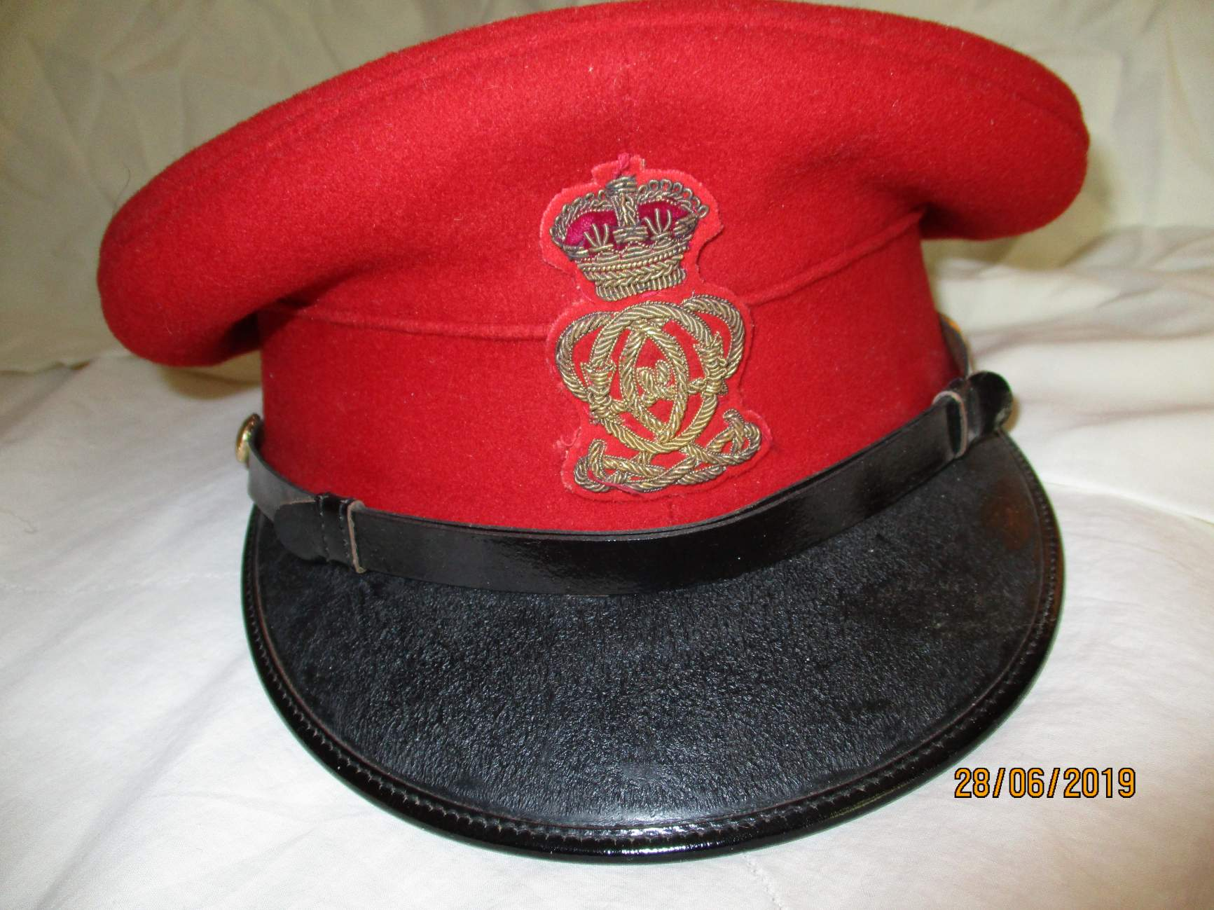 Lets see your British Army Dress/forage Caps and chat