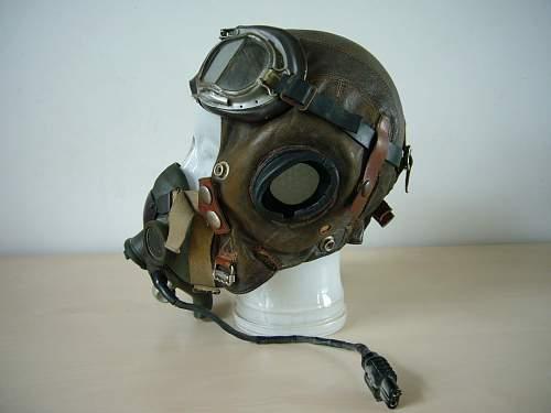 Spitfire helmet