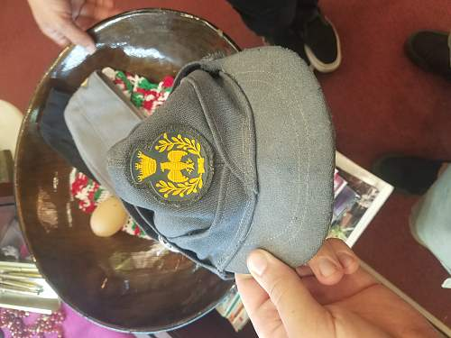 Does Anyone have info on this swedish cap?