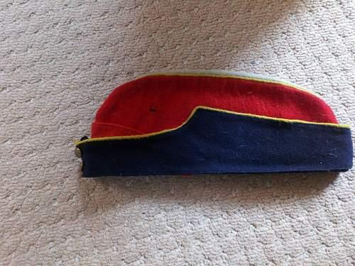 Dress Side cap