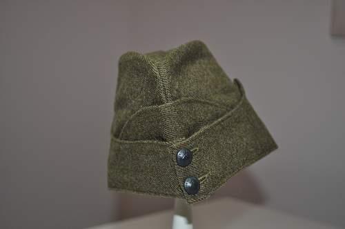1943 Aussie made FS cap